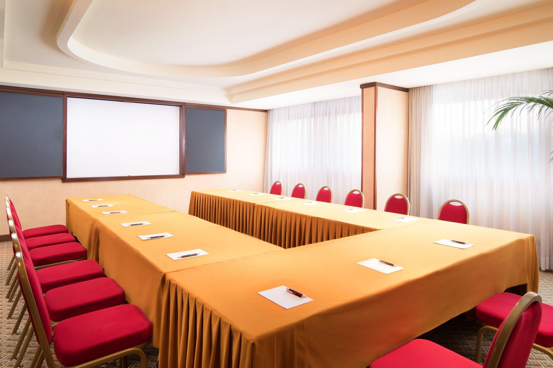 Sala meeting sheraton roma