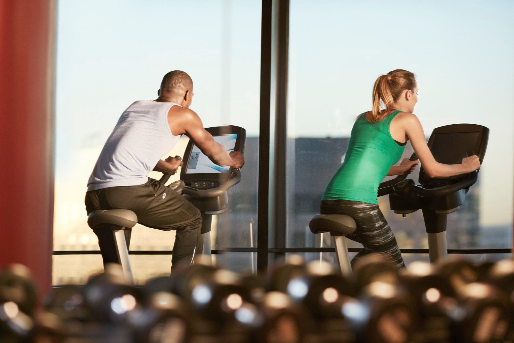 Sheraton Fitness at Sheraton Roma